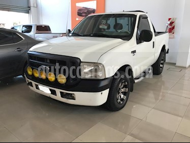 Ford F-100 3.9L TDi XL Plus 4x2 Cabina Simple usado (2008) color Blanco precio $899.000