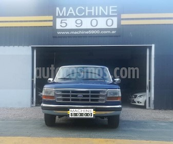 Ford F-100 4x2 XLT TDi 4.2L usado (1997) color Azul precio $795.000