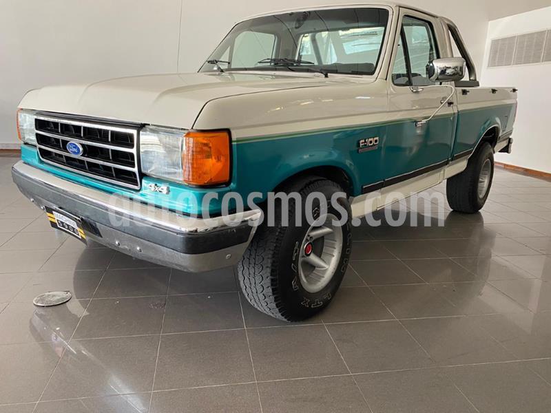 Ford F-100 3.6 Nafta Std usado (1989) precio $890.000