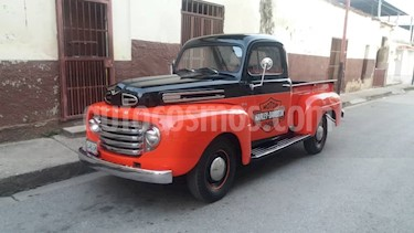 Foto Ford F-100 pick up usado (2018) color Negro precio u$s10.000