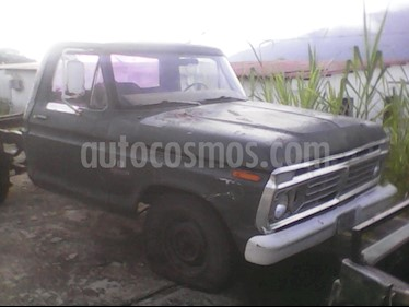 Foto Ford F-100 pick up usado (1973) color Verde precio u$s780