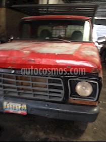 Foto venta carro usado Ford F-100 pick up (1978) color Rojo precio u$s1.000