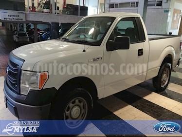 Foto venta Auto Seminuevo Ford F-150 3.7 XL REG 4X2 V6 AT (2013) color Blanco precio $245,000
