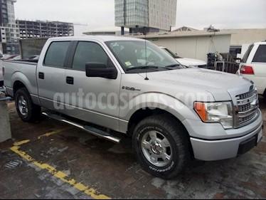 Foto venta Auto Seminuevo Ford F-150 3.7 XL SUP CAB 4X2 V6 AT (2014) color Plata precio $305,000