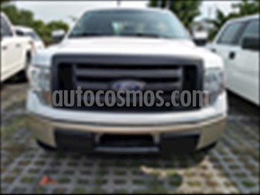 Ford F-150 3.7 XL SUP CAB 4X2 V6 AT usado (2011) color Blanco precio $180,000