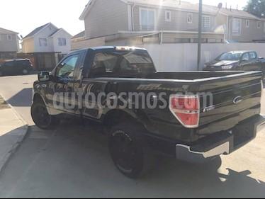 Foto venta Auto usado Ford F-150 3.7L XLT 4x2  (2012) color Negro precio $9.500.000