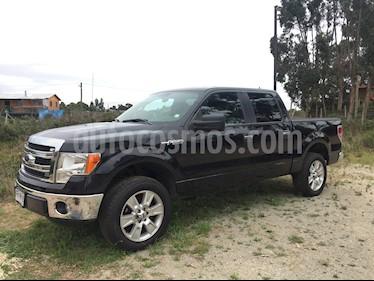 Foto venta Auto usado Ford F-150 3.7L XLT CC 4x2   (2013) color Negro Tuxedo precio $11.800.000
