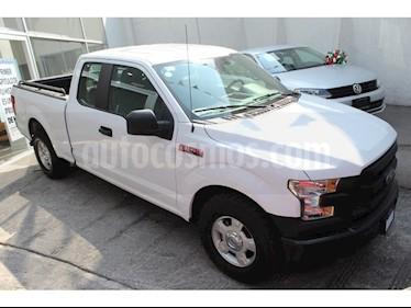 Foto venta Auto Seminuevo Ford F-150 5.0 XL CREW CAB 4X2 V8 AT (2016) color Blanco precio $410,000