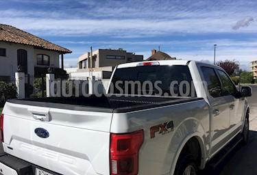 Ford F-150 5.0L Lariat Sport 4x4  usado (2019) color Blanco Oxford precio $25.000.000