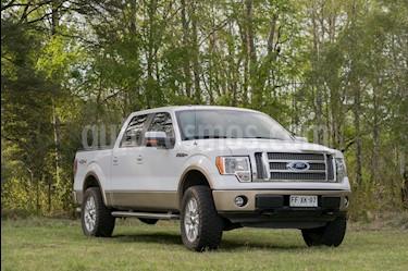 Ford F-150 5.0L Lariat Sport 4x4  usado (2013) color Blanco Oxford precio $11.500.000