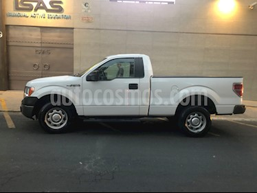 Foto Ford F-150 Cabina Regular 4x2 V6 usado (2014) color Blanco Oxford precio $295,000