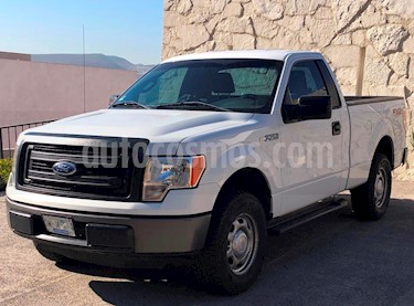 Ford F-150 Cabina Regular 4x2 V6 usado (2013) color Blanco Oxford precio $192,000