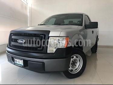 Foto venta Auto usado Ford F-150 Cabina Regular 4x2 V6 (2014) color Plata precio $234,900