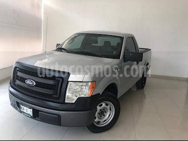 Foto venta Auto usado Ford F-150 Cabina Regular 4x2 V6 (2014) color Plata Estelar precio $199,900