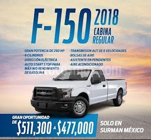 Foto venta Auto nuevo Ford F-150 Cabina Regular 4x2 V6 color Blanco Oxford precio $477,000