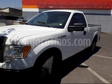 Foto venta Auto usado Ford F-150 CD 4.6L XLT Aut  (2011) color Blanco precio $8.200.000