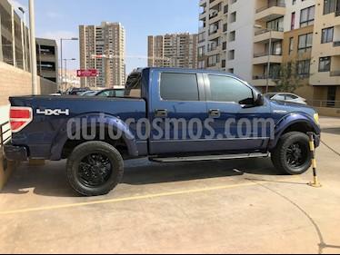 Ford F-150 CD 5.4L XLT 4X4 Aut  usado (2011) color Azul precio $9.700.000
