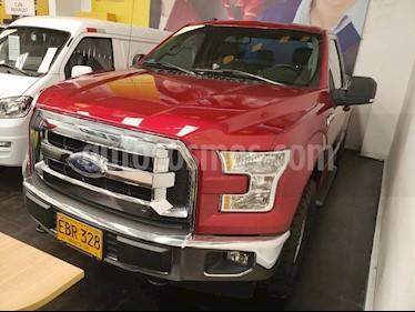 Ford F-150 F-150 Auto. 4x4 usado (2017) color Rojo precio $95.500.000