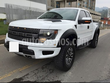 Ford F-150 SVT Raptor usado (2013) color Blanco precio $80.000.000