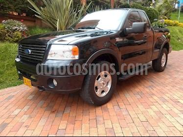Ford F-150 5.4L usado (2007) color Negro precio $38.000.000