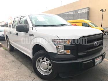 Foto venta Auto usado Ford F-150 Doble Cabina 4x2 V6 (2016) color Blanco Oxford precio $399,000