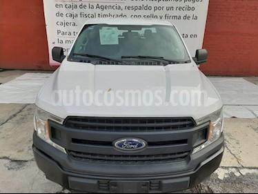 Foto Ford F-150 Doble Cabina 4x2 V6 usado (2018) color Blanco precio $505,000