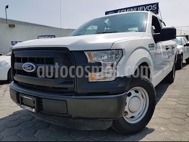 Foto Ford F-150 Doble Cabina 4x2 V6 usado (2016) color Blanco Oxford precio $380,000