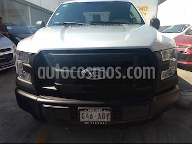 Foto venta Auto usado Ford F-150 Doble Cabina 4x2 V6 (2015) color Plata precio $340,000