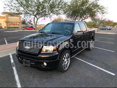 Foto venta Auto usado Ford F-150 Doble Cabina 4x2 V8 (2007) color Negro precio u$s13,500