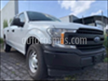 Ford F-150 Doble Cabina 4x4 V8 usado (2019) color Blanco precio $579,999