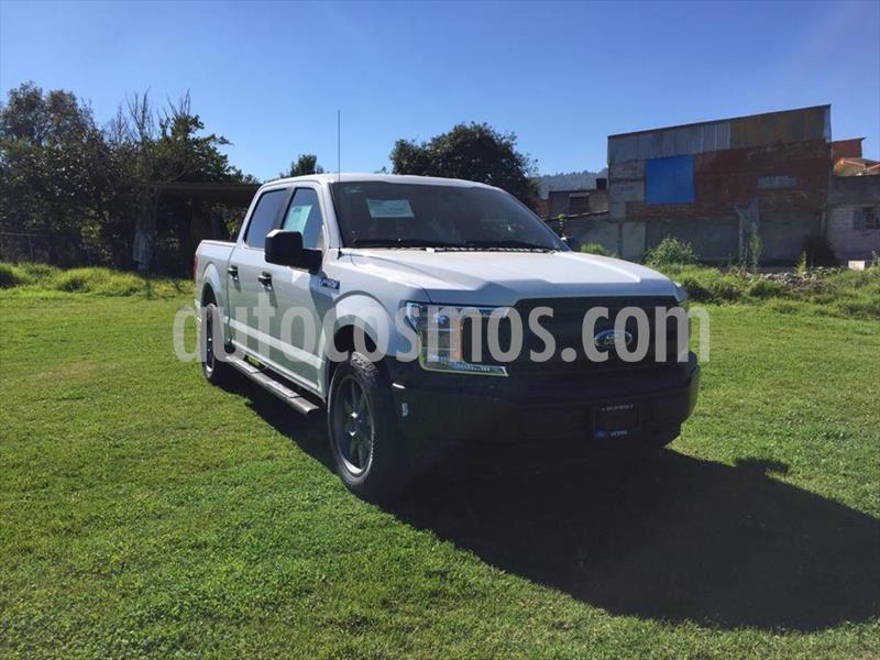 Ford F-150 Doble Cabina 4x2 V6 usado (2019) color Blanco precio $630,000