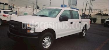 Ford F-150 XL DOBLE CAB. 4X4 V8/5.0 AUT usado (2015) color Blanco precio $320,000