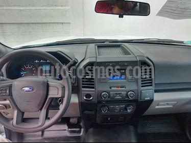 Ford F-150 Cabina Regular 4x2 V6 usado (2018) color Blanco Oxford precio $450,000