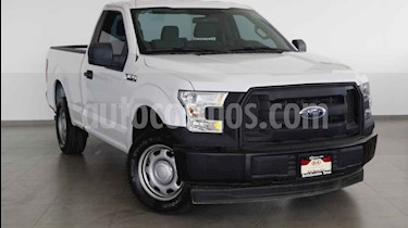 Ford F-150 XL 4x2 3.7L Cabina Regular usado (2017) color Blanco precio $345,000