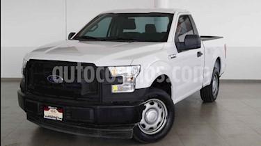 Ford F-150 XL 4.2L V6 Aut usado (2017) color Blanco precio $300,000