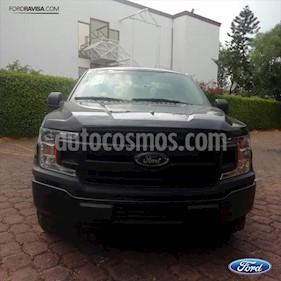 Ford F-150 DOBLE CABINA 4X2  usado (2019) color Negro precio $520,800