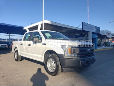 Ford F-150 Doble Cabina 4x2 V6 usado (2019) color Blanco precio $470,000