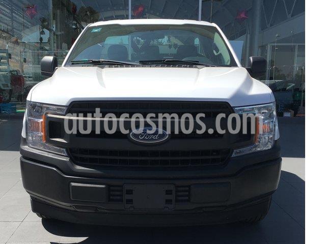 Ford F-150 XL 4.2L V6  usado (2018) color Blanco Oxford precio $440,000