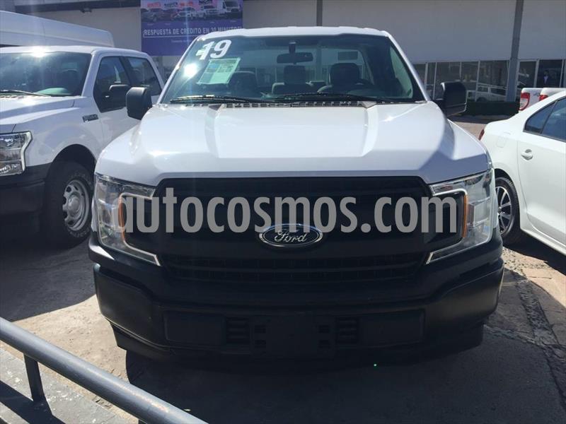 Ford F-150 Cabina Regular 4x2 V6 usado (2019) color Blanco precio $429,000