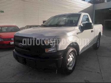 Ford F-150 XL 4x2 3.7L Cabina Regular usado (2017) color Blanco precio $370,000