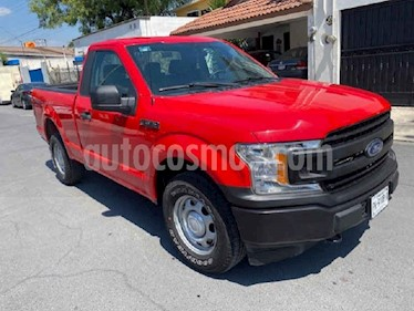 Ford F-150 XL 4x4 3.7L Cabina Regular usado (2018) color Rojo precio $408,000
