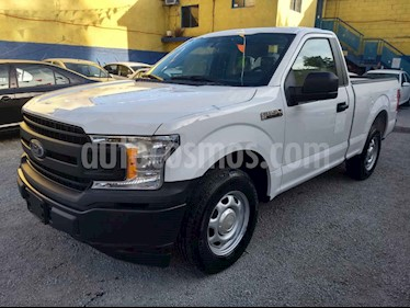 Ford F-150 XL 4x2 3.7L Cabina Regular usado (2019) color Blanco precio $399,000
