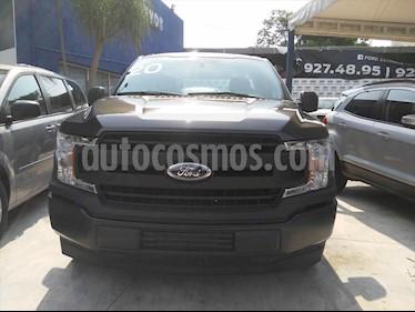 Ford F-150 Cabina Regular 4x2 V6 usado (2019) color Gris precio $489,000