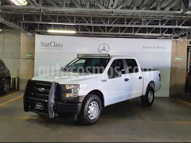 Ford F-150 XL 4.2L V6 usado (2017) color Blanco precio $449,000