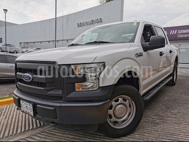 Ford F-150 Cabina Regular 4x4 V6 usado (2015) color Blanco Oxford precio $315,000