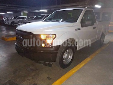 Foto Ford F-150 XL 4x2 3.7L Cabina Regular usado (2017) color Blanco precio $370,000