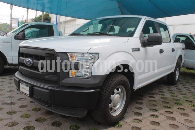 Ford F-150 Doble Cabina 4x4 V8 usado (2016) color Blanco precio $420,000