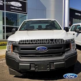 Ford F-150 XL 4X2 usado (2019) color Blanco precio $573,300