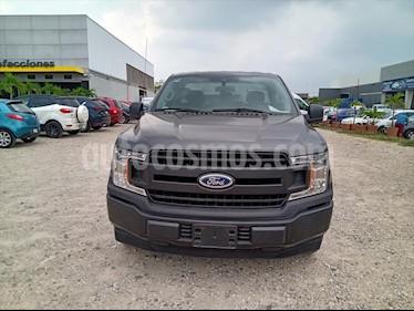 Ford F-150 Cabina Regular 4x2 V6 usado (2019) color Gris Oscuro precio $430,000