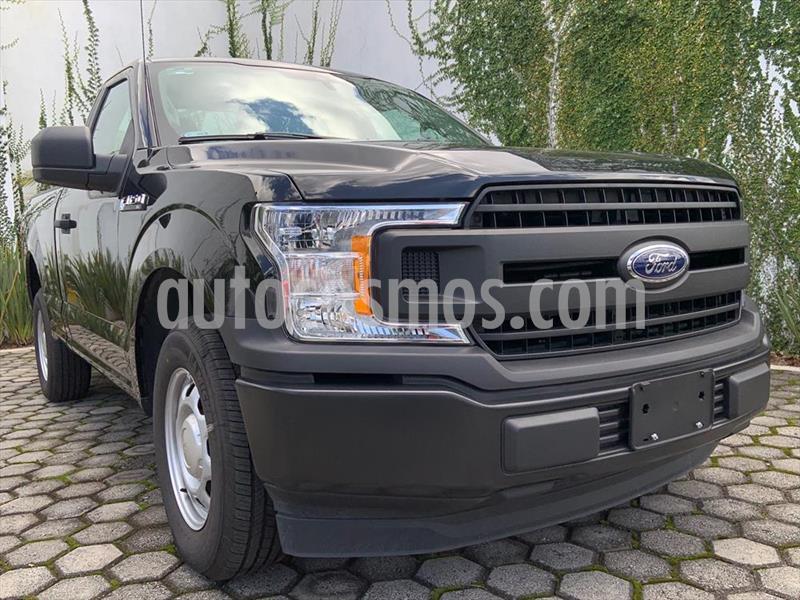 Ford F-150 Cabina Regular 4x2 V6 usado (2019) color Negro precio $496,999